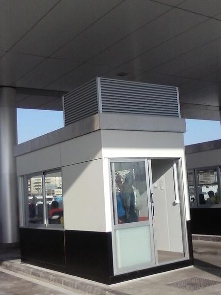 M dulos prefabricados casetas construcci n modular - Caseta de metal ...
