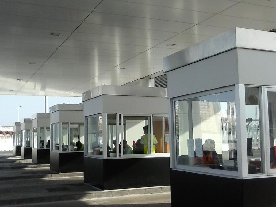 M dulos prefabricados casetas construcci n modular - Modulos prefabricados para viviendas ...