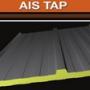 Panel aislante de Cubierta Tap